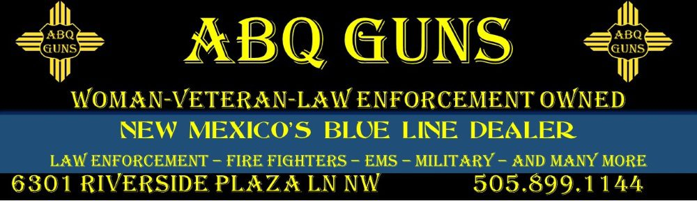 ABQ GUNS   –  WOMAN-VETERAN LE OWNED
